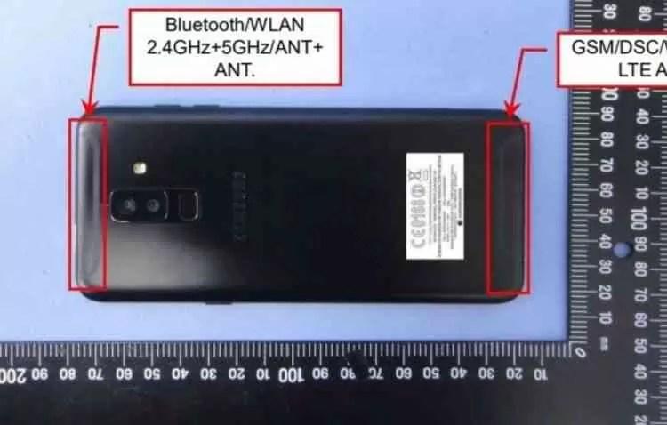 Samsung Galaxy A6+ em imagens reais revela o Infinity Display 2