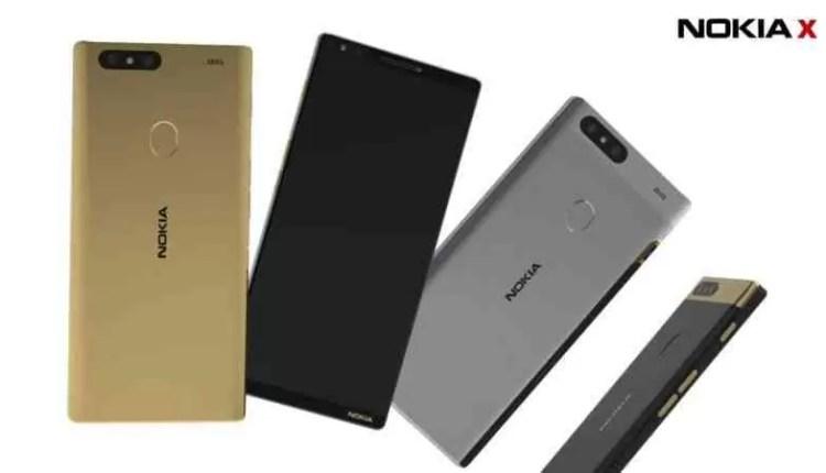 Suposto Nokia X aparece em vídeo e em imagens 8