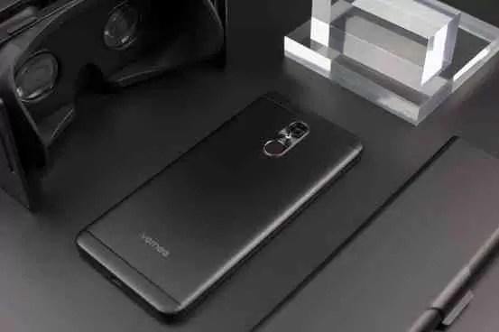 Vernee M6 desafia o iPhone 8 Plus 2