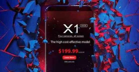 Vernee prepara novo modelo de baixo custo: Vernee X com 6GB RAM e 64GB ROM 4
