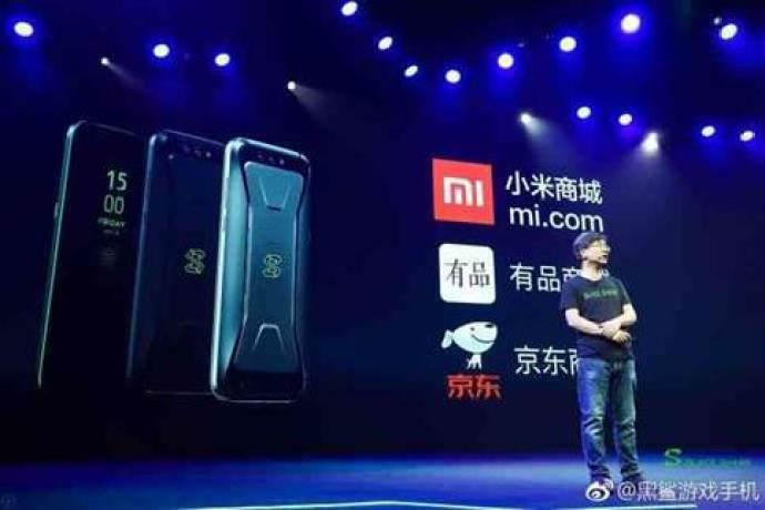 Black Shark da Xiaomi Esgota em Segundos na China! 1