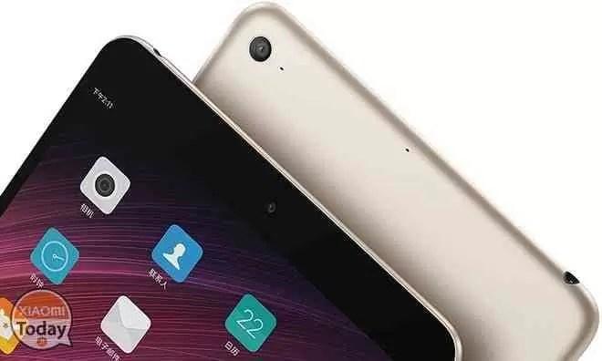 Xiaomi prepara-se para lançar o Mi Pad 4 com o Snapdragon 660 1