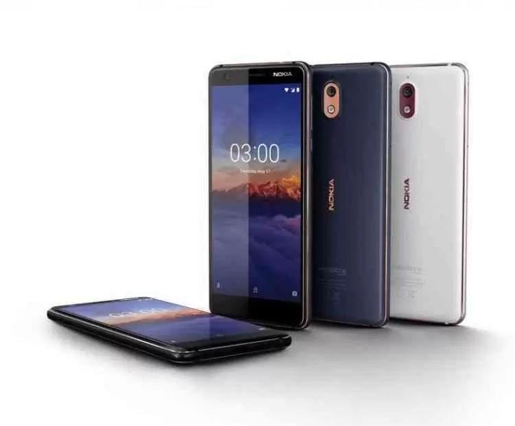 Nokia 2.1, Nokia 3.1 e Nokia 5.1 apresentados, aqui está tudo o que precisam saber 2