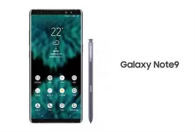 Alegado render do Galaxy Note 9 mostra que pode haver poucas ou nenhumas novidades 2