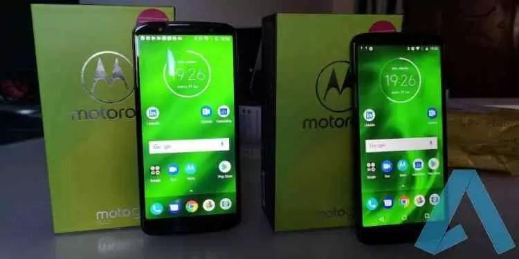 Análise Moto G6 e Moto G6 Plus | Hello (again) Moto! 3