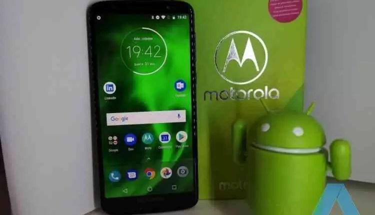 Análise Moto G6 e Moto G6 Plus | Hello (again) Moto! 22