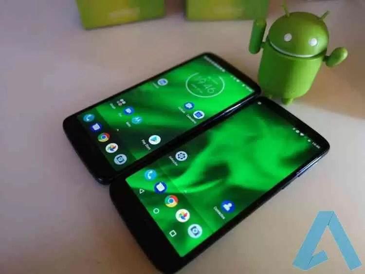 Motorola Moto G6 Plus recebe Android 9.0 Pie em mais mercados 1
