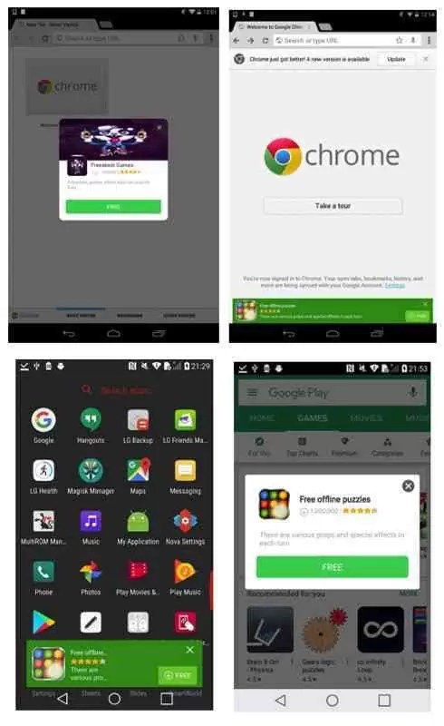 Avast descobre Malware em centenas de smartphones Android 1