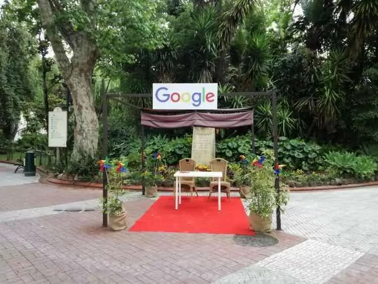 Google Fotos fez 3 anos e fomos comemorar 1