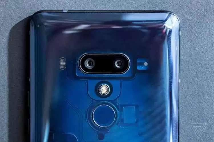 HTC U12 + traz câmara dupla, ecrã HDR10 e Snapdragon 845 image