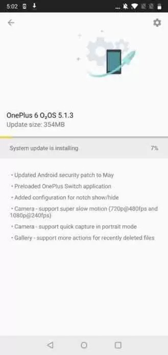 Oneplus 6 é o primeiro telefone da empresa com atualizações ininterruptas 1