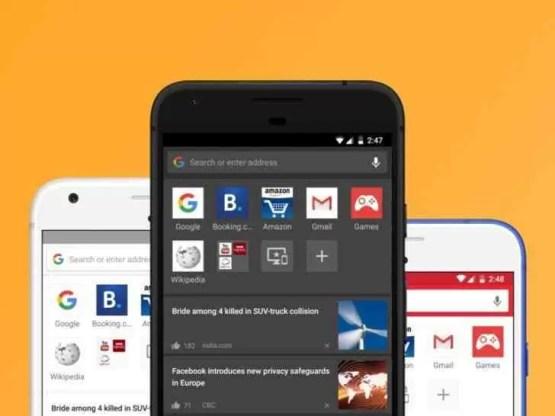 Opera para Android chegou á versão 46 e com muitas novidades 1