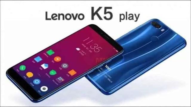 Tudo o que precisas saber sobre o Lenovo K5 play 1