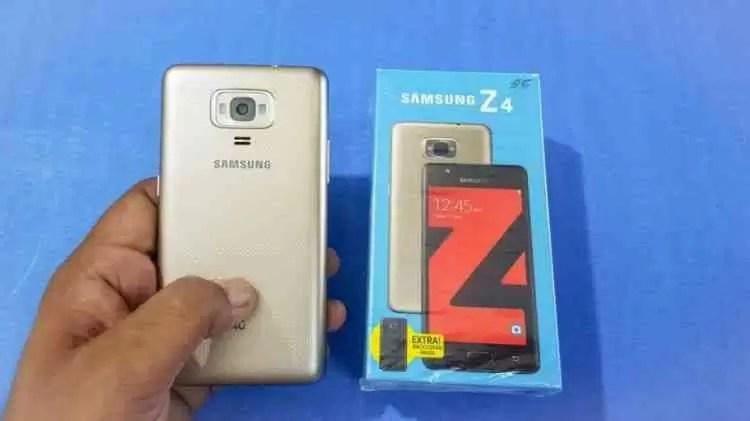 Tudo o que precisas saber sobre o Samsung Z4 1