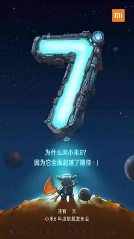 Xiaomi explica porque abdicou do nome Mi 7 em favor do Mi 8 1