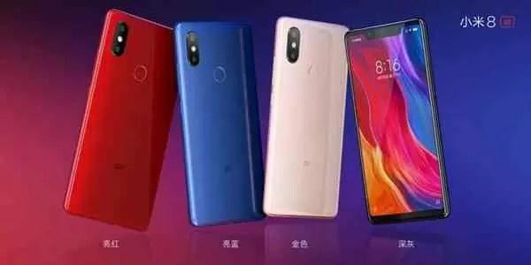 Xiaomi Mi 8 SE é oficial com Snapdragon 710 e 6 GB de RAM 1