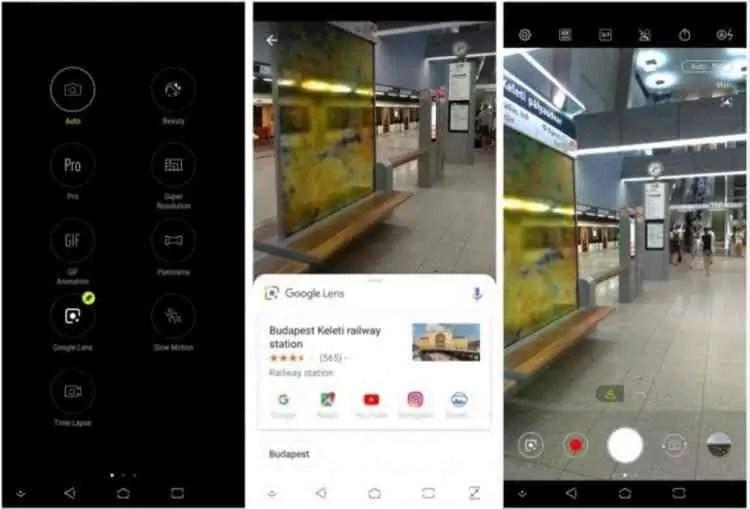 Aplicação da Asus PixelMaster ganha funcionalidade Google Lens image