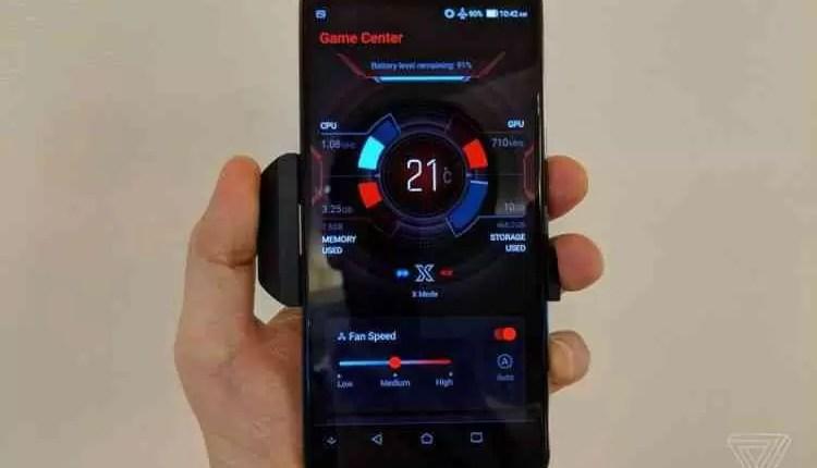 Asus ROG Phone é oficial com Snapdragon 845 e 8GB de RAM 1
