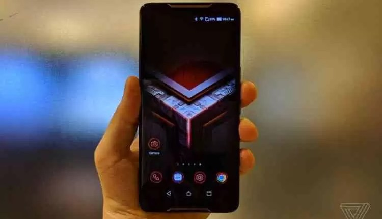 Asus ROG Phone é oficial com Snapdragon 845 e 8GB de RAM 7