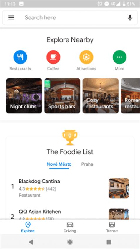 Group Planning, combinar saidas com os amigos ficou mais fácil com o Google Maps 1