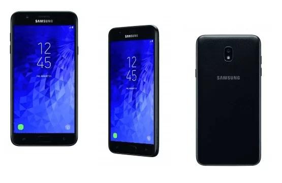 Samsung Galaxy J3 (2018) e J7 (2018) de média gama anunciados 2