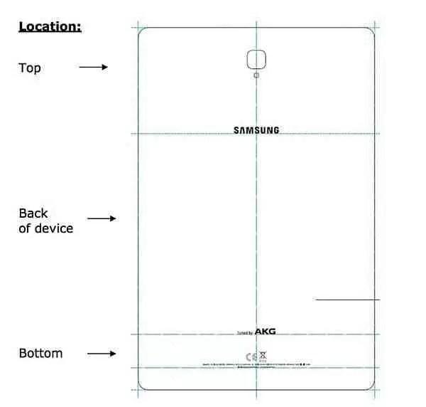 Samsung Galaxy Tab S4 recebe certificação FCC 1
