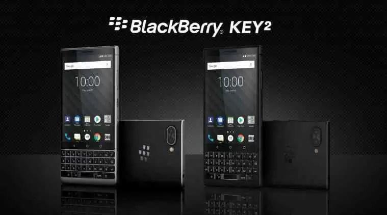 Tudo o que precisas saber sobre o BlackBerry Key2 1
