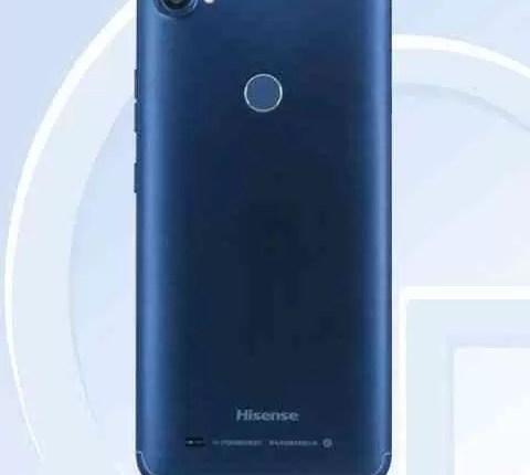Vem aí um novo smartphone da Hisense 4