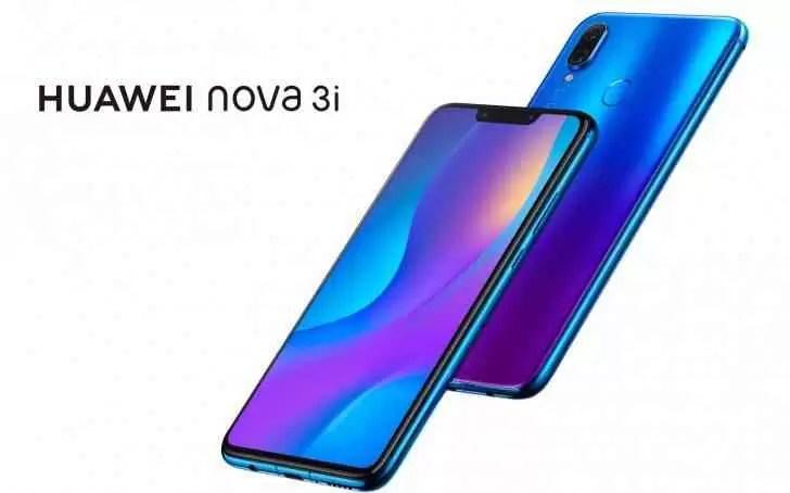 Huawei Nova 3i anunciado com o Kirin 710 1