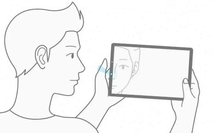 Samsung Galaxy Tab S4 vai ter scanner de íris e Intelligent Scan 2