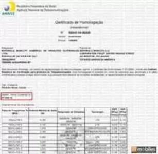 Moto C2 é certificado pela ANATEL