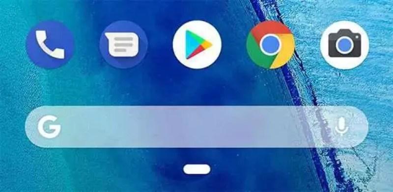 O que há de novo no Android P Developer Preview 5 (Beta 4)? 3