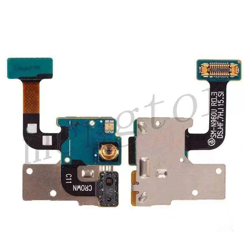 Fotos mostram componentes usados no Samsung Galaxy Note 9 3