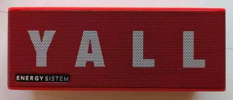 Análise Energy Sistem Music Box 5+ Yall edition 2