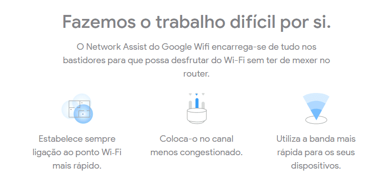 Análise Google WIFI nunca a Internet foi tão rápida 4