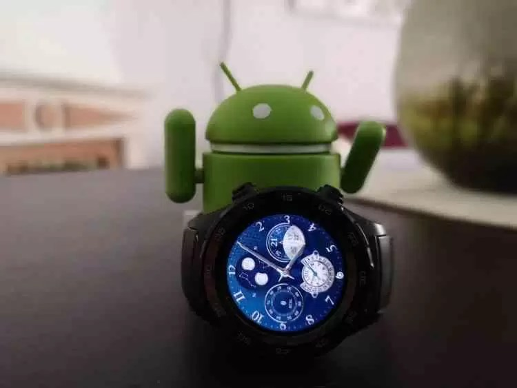 Análise Huawei Watch 2 9