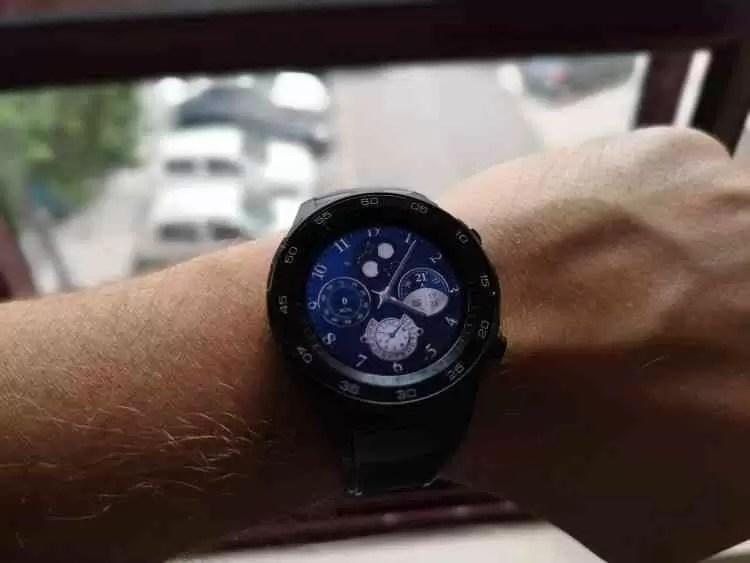 Análise Huawei Watch 2 7