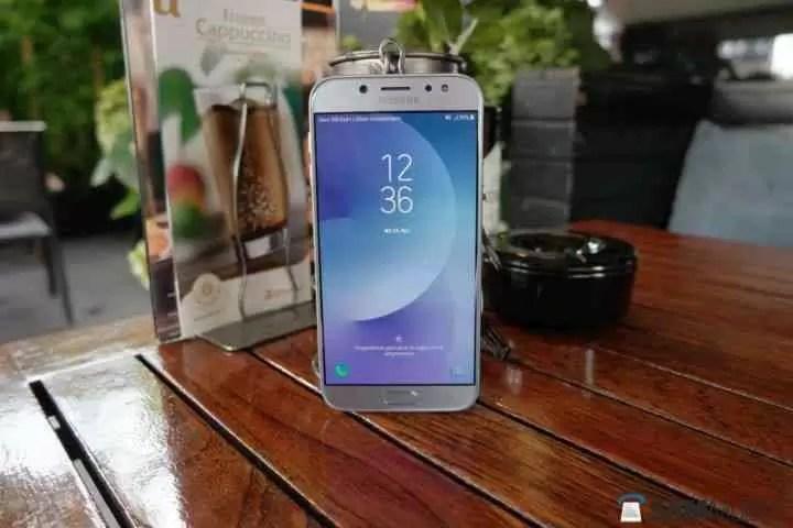 Dispositivos Samsung Galaxy J vistos na Wi-Fi Alliance com o Android Oreo 1