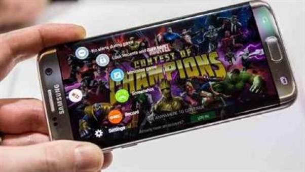 Smartphone para jogos Samsung