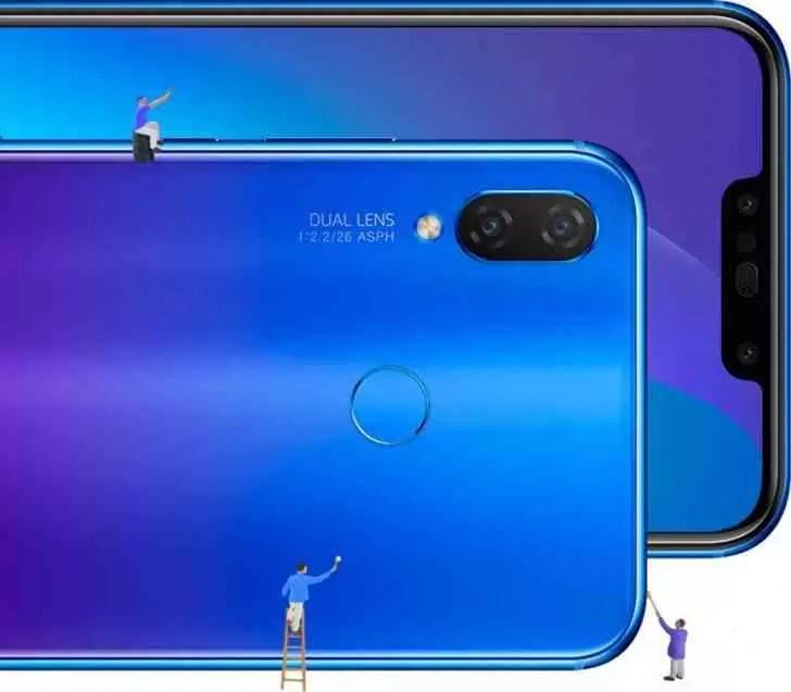Huawei nova 3i é o Huawei P Smart + para o mercado europeu 3