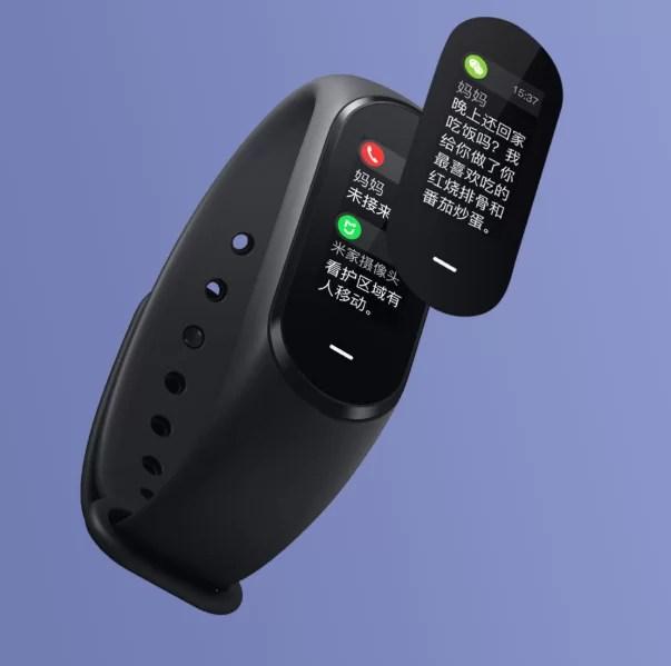 Mijia lança Hey + Smartband com display AMOLED por $ 34 5