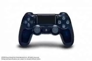 Controlador Dual Shock 4 de edição limitada