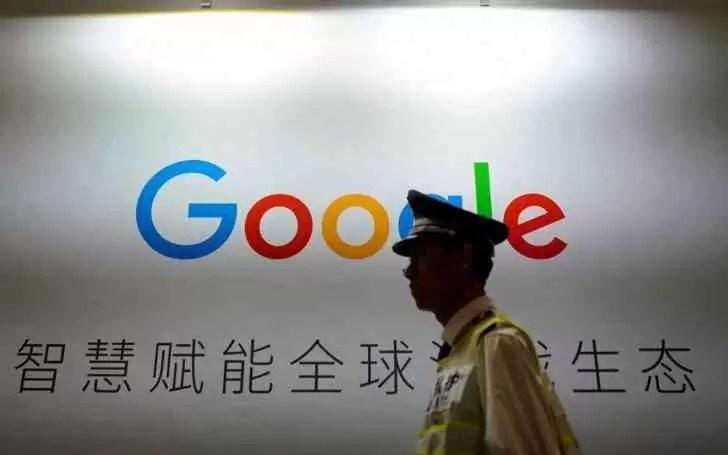 Regresso do Google à China em causa após motim interno 2
