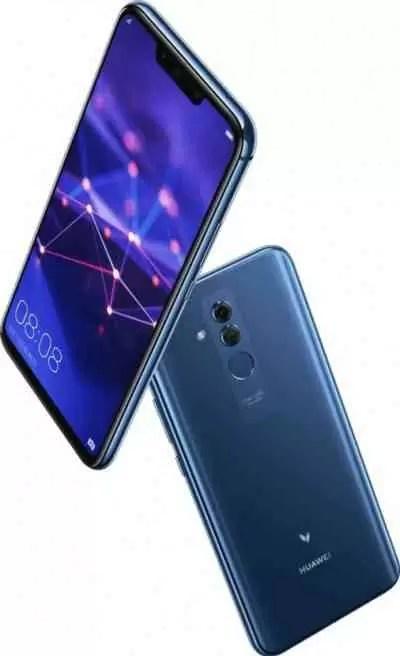 Novo render do Huawei Mate 20 Lite revela segredos de câmera e bateria 3