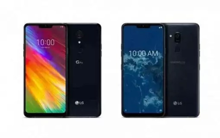 LG G7 chega em mais duas variantes, uma delas com Snapdragon 835 1