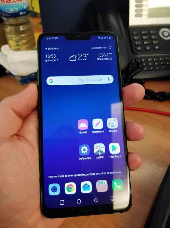 LG G7 ThinQ com problemas de bootloop na Europa trazem de volta más memórias 1