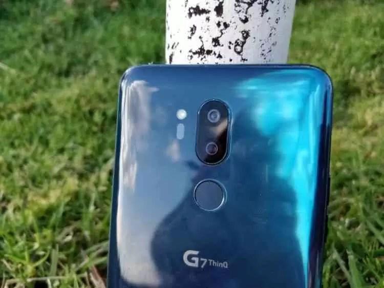 Análise LG G7 ThinQ dá que pensar 11