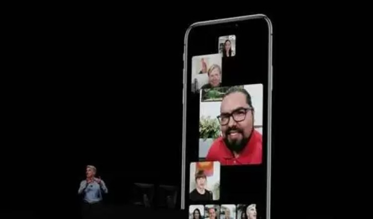 Group Face Time