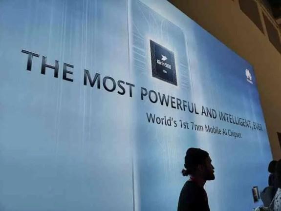 Huawei Mate 20 Pro tem o mais inteligente e poderoso Processador de sempre num Android 1