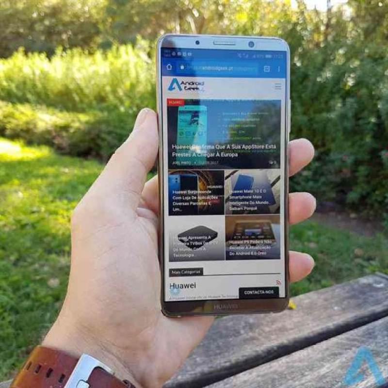 Huawei Mate 20 e Mate 20 Pro apresentam configurações de câmara tripla 1